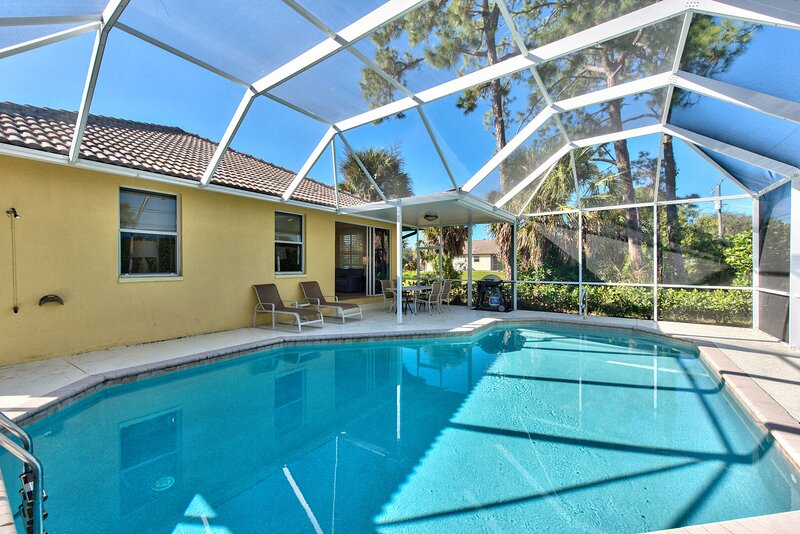 Private Pool (Pool Heat Additional Charge at Time of Booking); Ample Lounging and Seating; Private Grill; Northern Exposure!