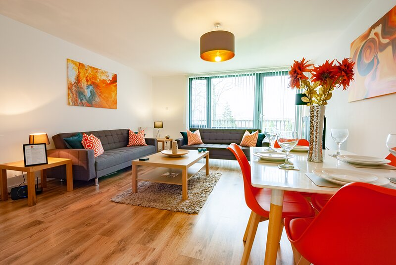 ByEvo 5 Serviced Apartments Glasgow Airport, Ferienwohnung in Paisley