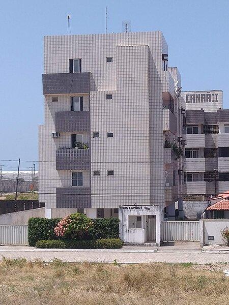 Apartamento Aconchego e Mar, holiday rental in Intermares