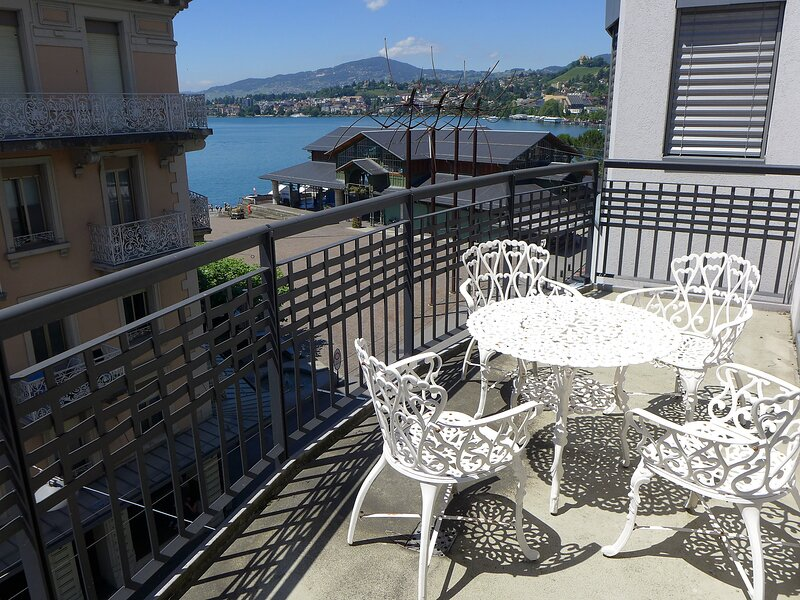 Haute-Rive, holiday rental in Montreux