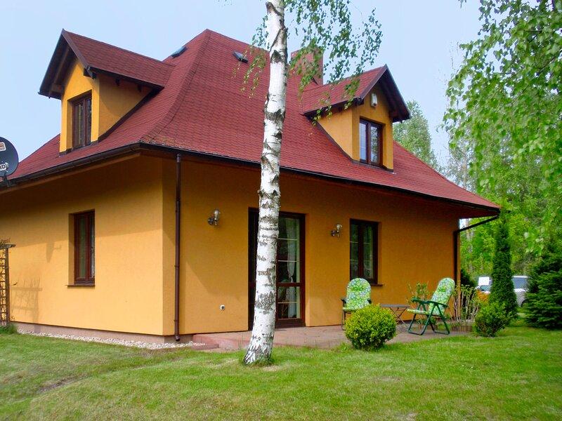 Borowikowa, alquiler de vacaciones en Leba