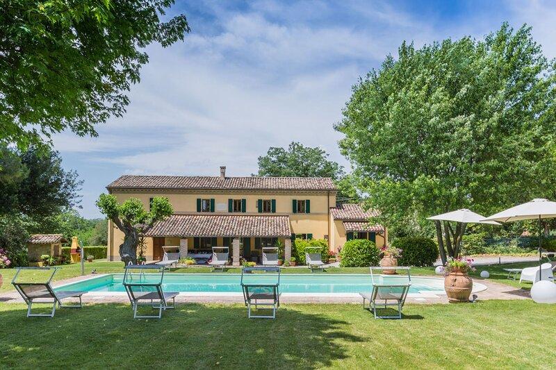 VILLA DELLE VIGNE, holiday rental in Carpegna
