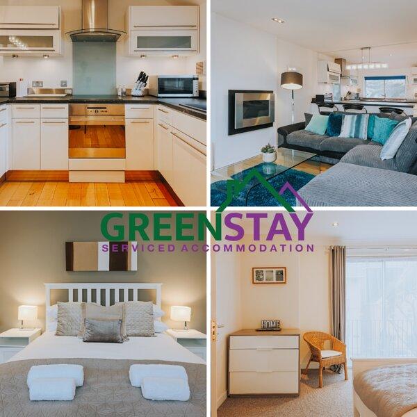 The Penthouse Serviced Apartment ⭐️Parking ⭐️Netflix ⭐️Wi-Fi ⭐️Beaches, location de vacances à Newquay