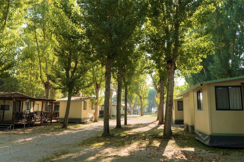 Punta Navaccia Mobilhome Standard 3, location de vacances à Tuoro sul Trasimeno