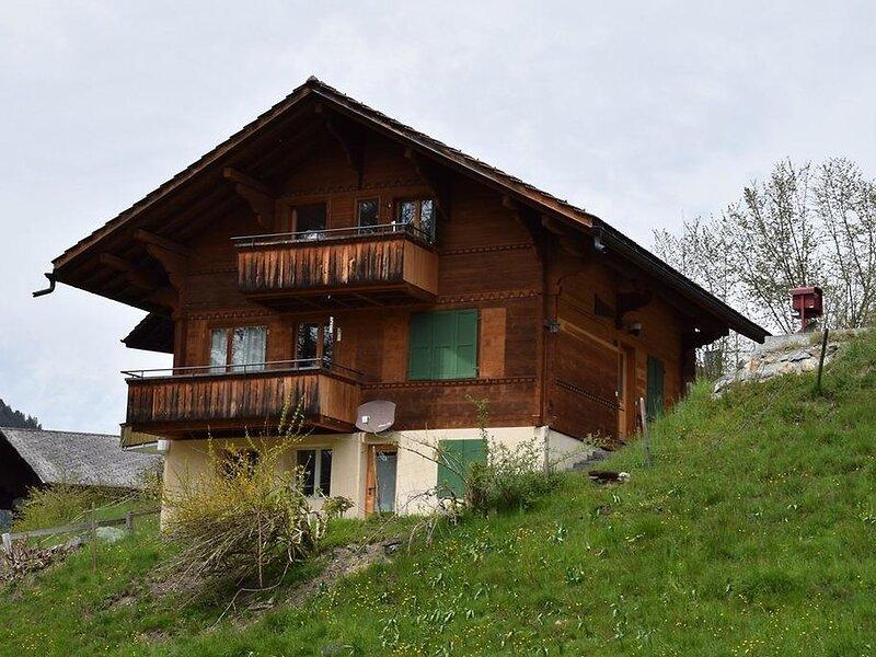 Wildbach, holiday rental in Lenk im Simmental