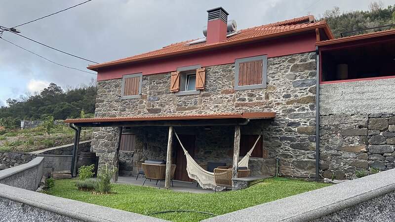 Madeira Bird House, location de vacances à Sao Vicente