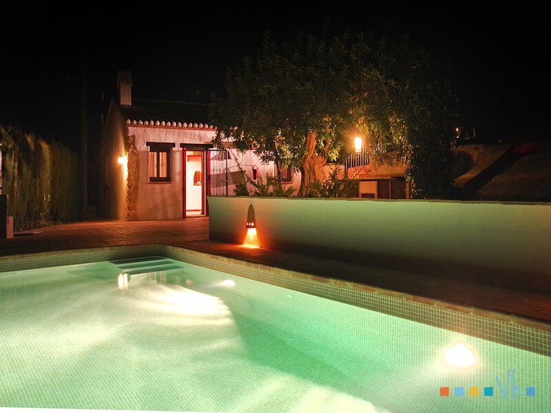 LLAGRIMA - Acogedora villa con piscina privada en plena naturaleza, aluguéis de temporada em Teulada