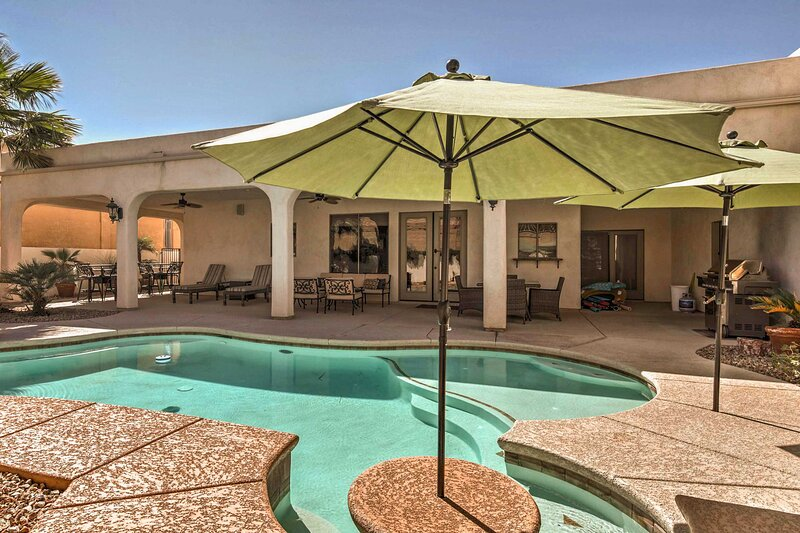 Lake Havasu City Vacation Rental | 4BR | 4BA | 2,726 Sq Ft | Step-Free Access