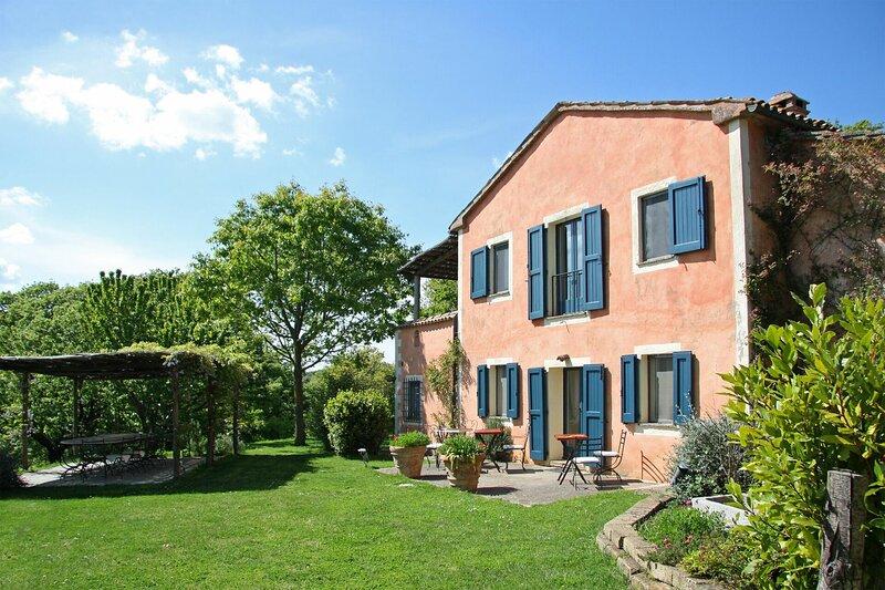 Podere Borgo D'incanto, location de vacances à Trevinano