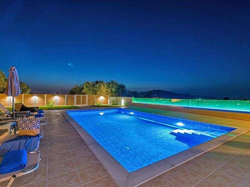 Sarrazin, holiday rental in Mouzaki