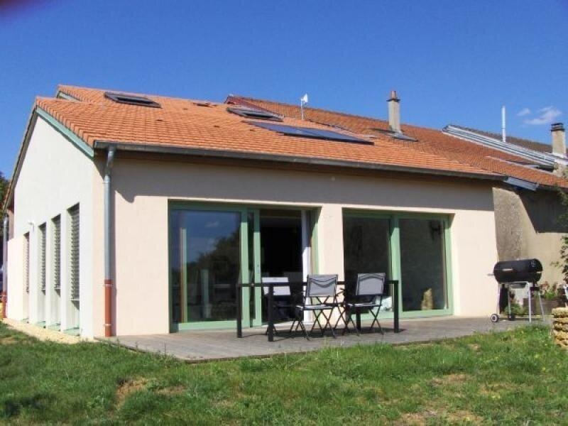 La Terrasse de l'Yron, aluguéis de temporada em Saint-Maurice-sous-les-Cotes