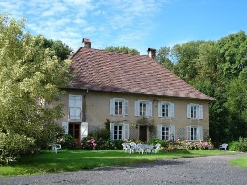 La Forge, holiday rental in Badonviller