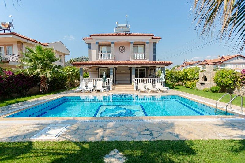Villa Aleyna, holiday rental in Koycegiz