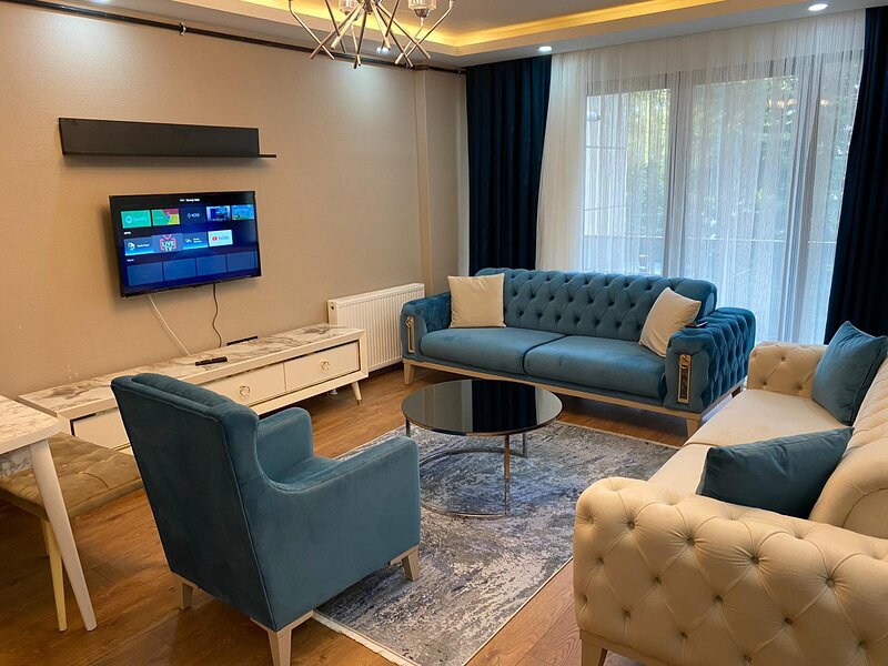 Entire Apartment - Magnificent 3BR Apt in Tuzla, holiday rental in Gebze