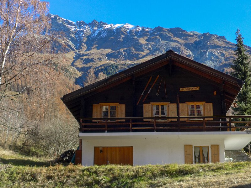 Coquelicot, holiday rental in Ayer