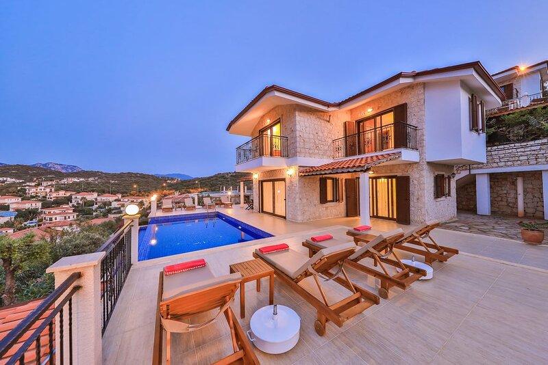 Villa Sunshine, Kas Peninsula, holiday rental in Kastellorizo