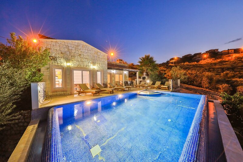Villa Sybil, Kas Peninsula, holiday rental in Kastellorizo