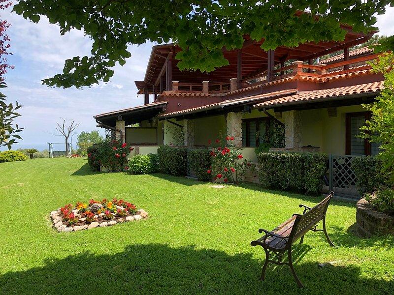 Casa Vacanze Patrizia, Appartamento 4, vacation rental in Moresco
