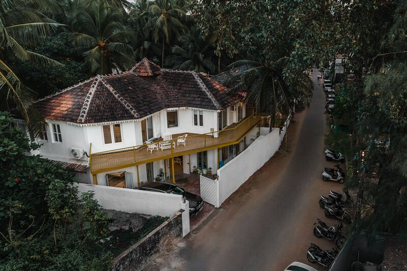 Morii by the sea, holiday rental in Morjim