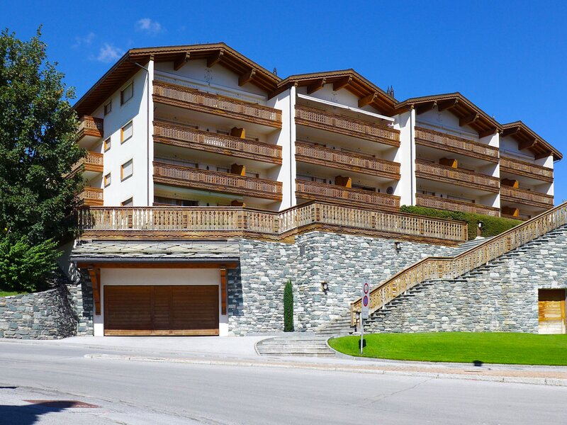 Antares, holiday rental in Crans-Montana