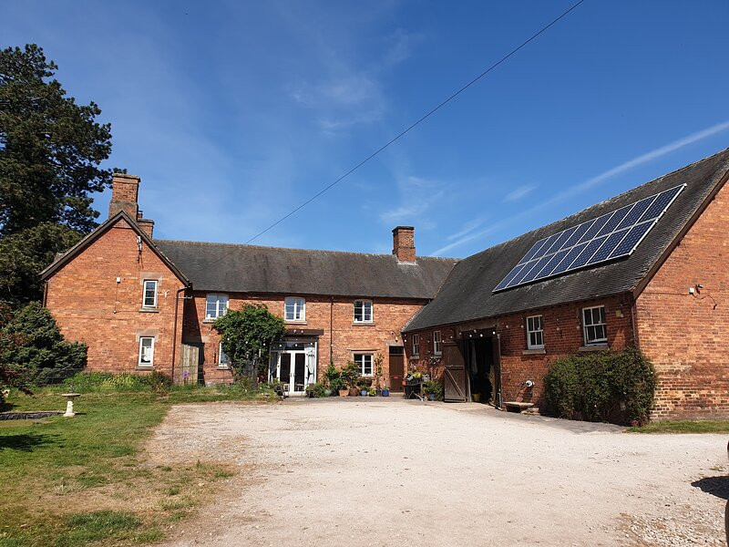 Foxes' Retreat, holiday rental in Thorpe