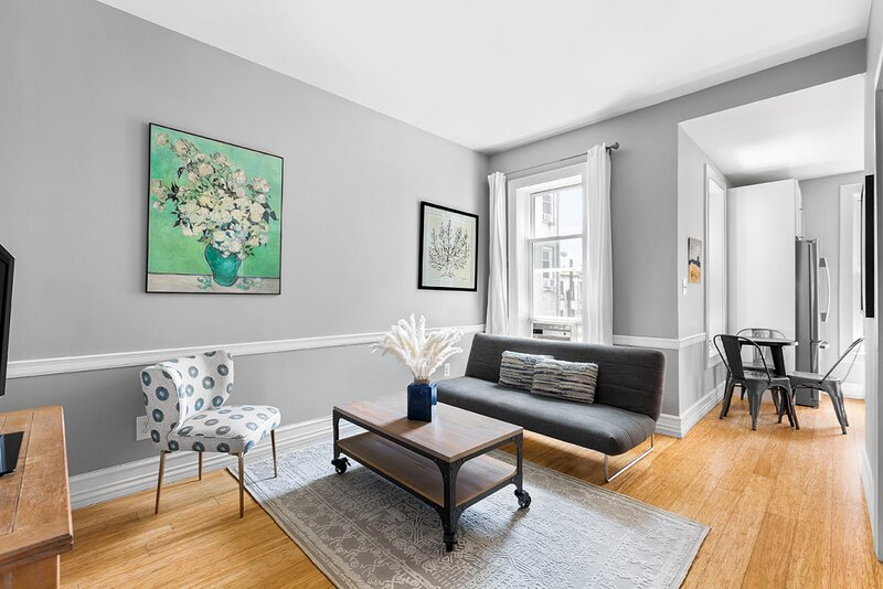 3BR newly renovated gorgeous space & light in Park Slope, Brooklyn, holiday rental in Brooklyn