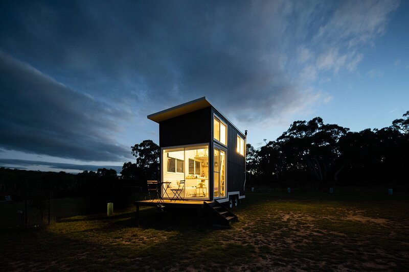 The Saddle Camp Tiny House 1, holiday rental in Braidwood