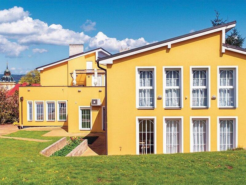 Hořovice, alquiler vacacional en Nizbor