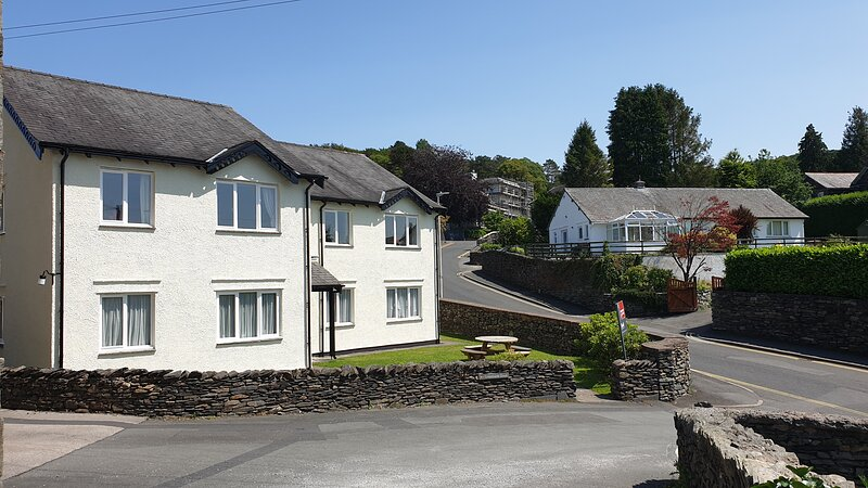 Cosy 2 Bed Apartment in the Heart of Bowness – semesterbostad i Bowness-on-Windermere