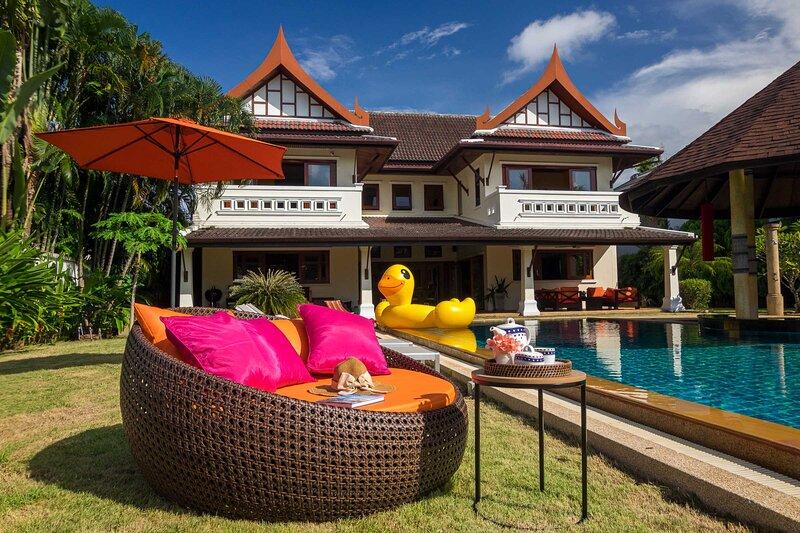 Baan Sanuk Pool Villa Phuket, holiday rental in Phuket Town