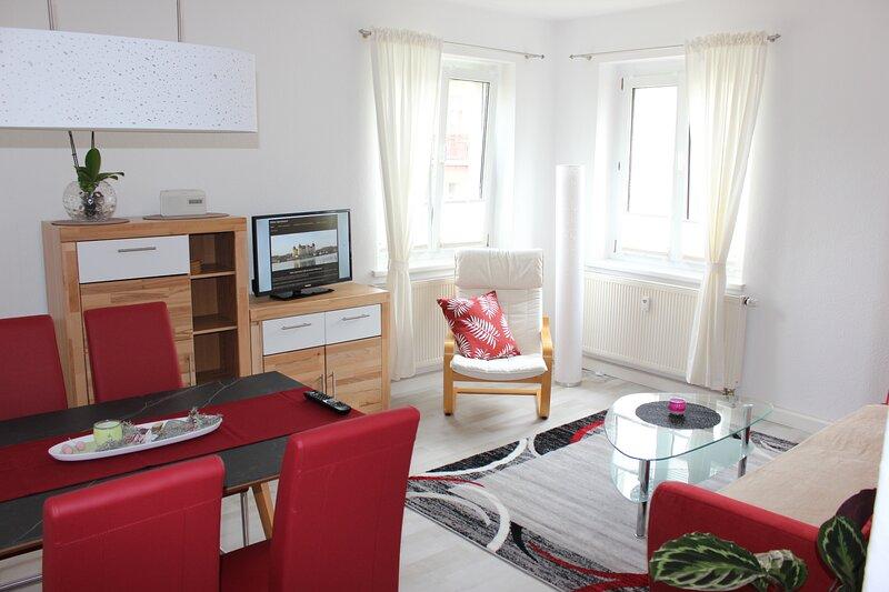 Apartment Elbblick, location de vacances à Pirna