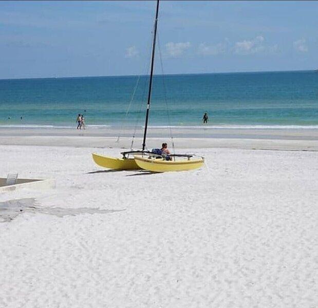Welcome to the best beach anywhere, alquiler de vacaciones en Redington Beach