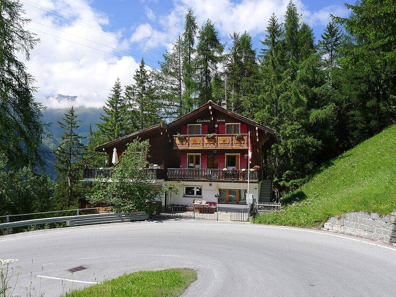 Lärchenheim, location de vacances à St. Niklaus