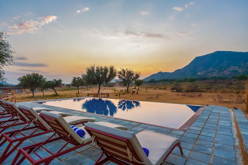 Countryside Cove by Vista Rooms, holiday rental in Ajmer District