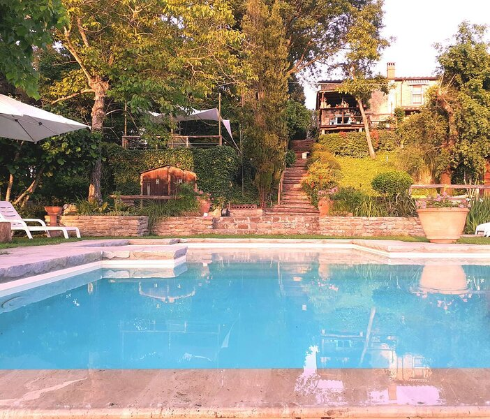 Tuscan Stone House and Pool, holiday rental in Ferracciano