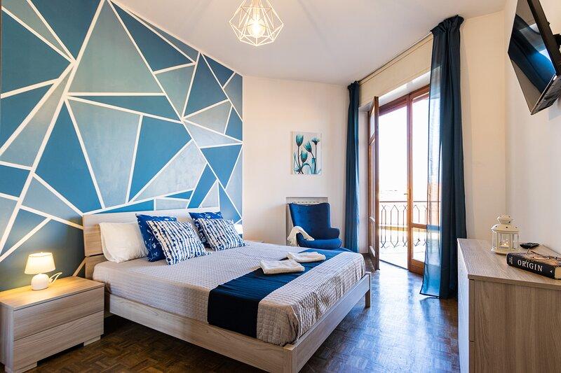 Blue Wave Apartment ☆☆☆☆☆ - Arona Centro - Lago Maggiore, holiday rental in Gattico