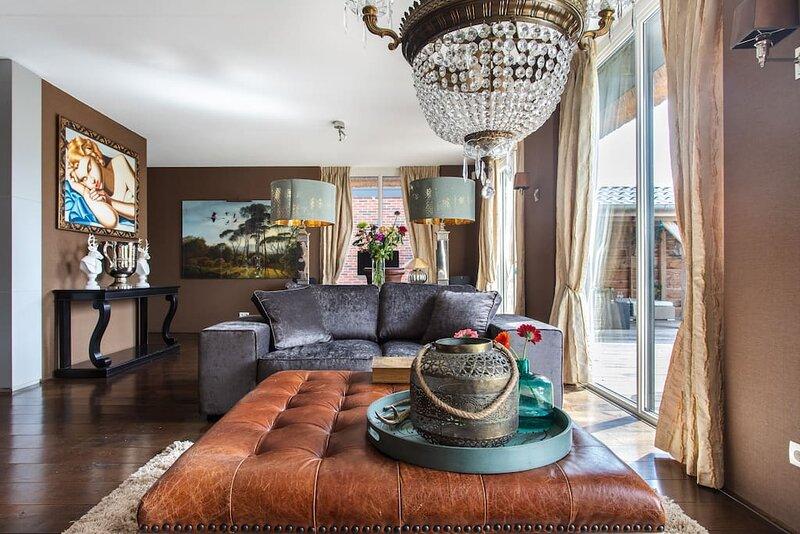 Villa Kranenburg - luxury 3 bedroom house, casa vacanza a Lettelbert