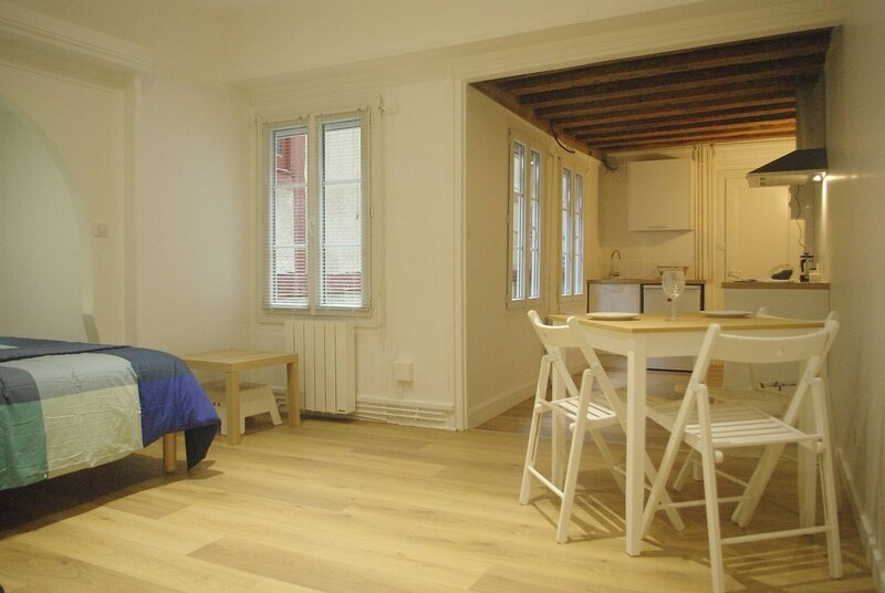 Apartment Standing in Heart of Dijon, holiday rental in Saint-Apollinaire