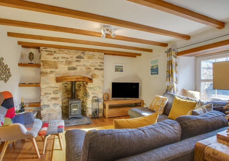 Primrose Cottage, holiday rental in Talskiddy