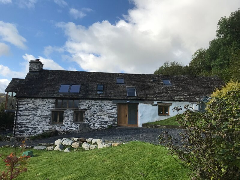 Duddon View Barn - NEW FOR 2021, holiday rental in Broughton Mills