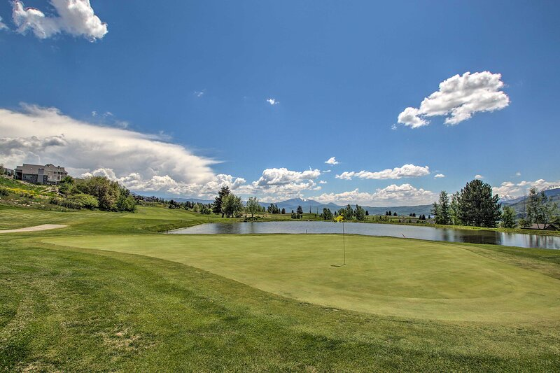 On-Site Golf Course