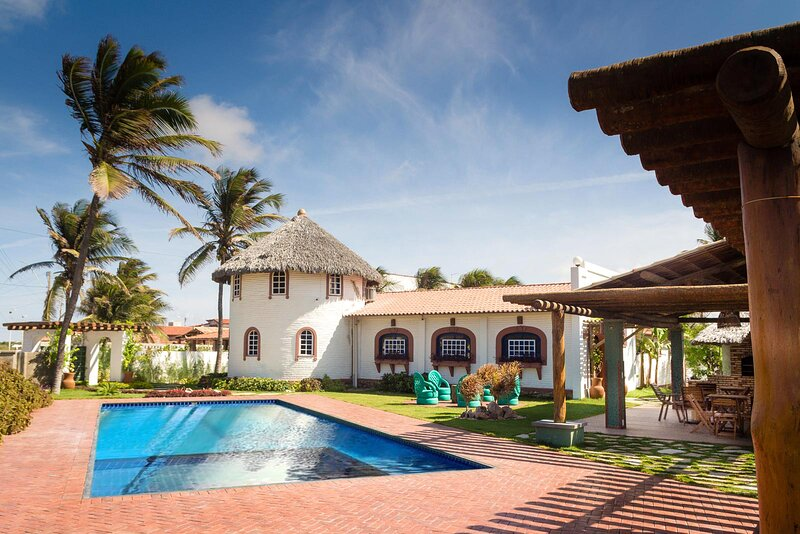 Suítes Barra Nova Praiamar (suíte 1), Ferienwohnung in Uruau