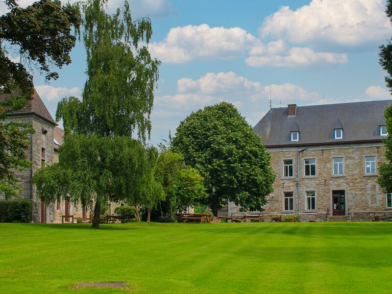 Domaine de Villers-Ste-Gertrude, holiday rental in Heyd