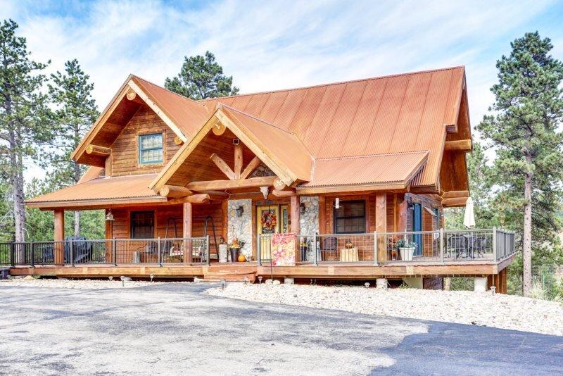 Antler Lodge, alquiler de vacaciones en Sturgis