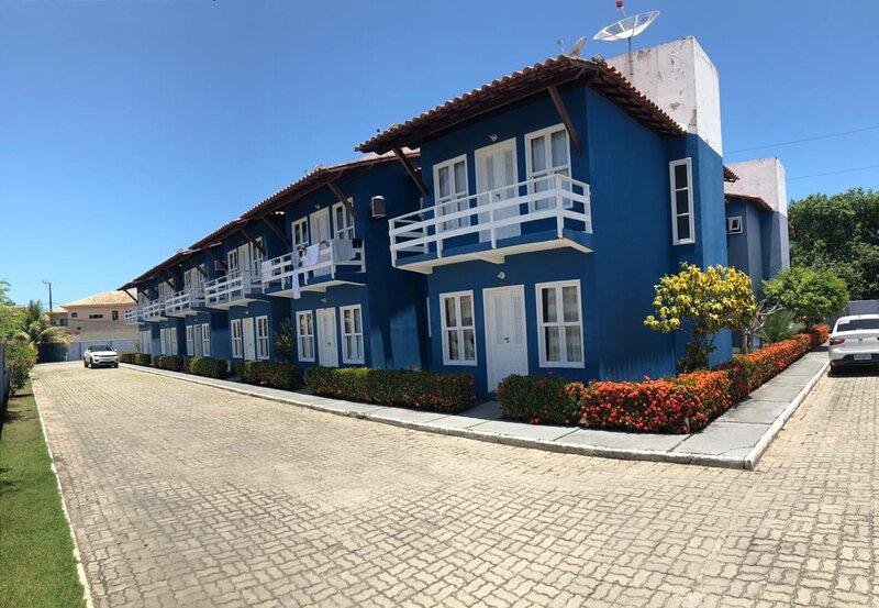 Casa de Temporada Paraíso Azul em Porto Seguro, vacation rental in Santa Cruz Cabralia