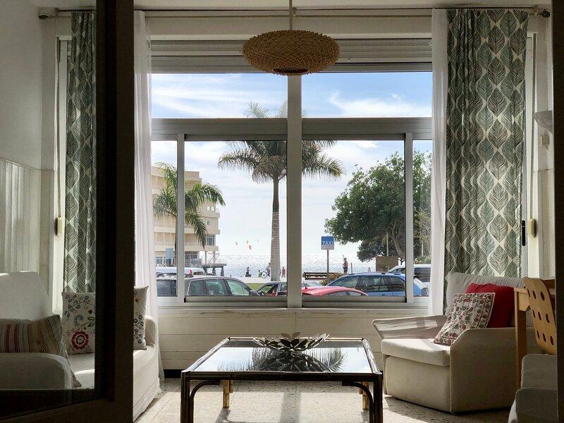 Apartamento de ensueño con vistas al mar, vacation rental in El Medano