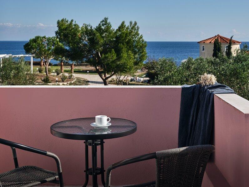 Periyali VIllas - Artemis 2 bedroom ground and upper floor, Private Pool Villa, holiday rental in Vasilikos