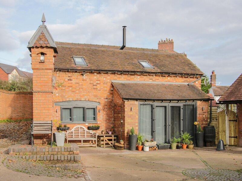 Bank House Barn, Hanwood, holiday rental in Westbury
