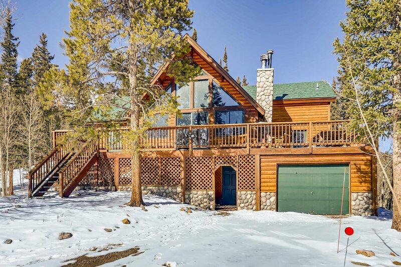 Pura Vida Lodge, holiday rental in Alma