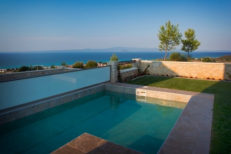 Villa Serrata Ilios, casa vacanza a Nea Skioni